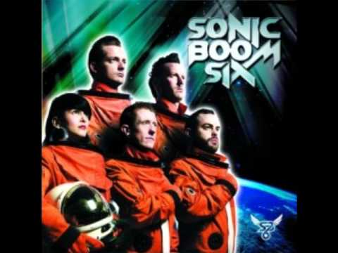 Sonic Boom Six S.O.S. (State of Shock)