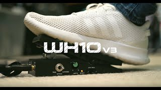 Ibanez WH10V3 Wah pedal featuring Tom Quayle