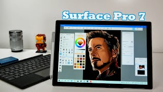 Surface Pro 7 Review | The Best 2 in 1 Laptop