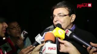 سمير صبري: «سأفتقد محمود عبد العزيز.. كان نفسي نحتفل بيه وهو عايش»