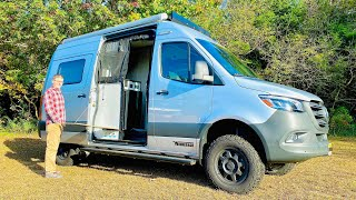 2021 Winnebago Revel 44E Class B Camper Van Walk Through Tour