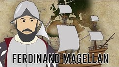 Ferdinand Magellan  - First Circumnavigation of the Earth