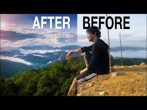 Vacation Photos Tutorial: Basic Adobe Photoshop Workflow