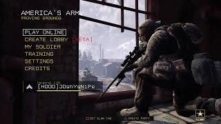 Ps5 Gameplay Of America Army Proving Grounds