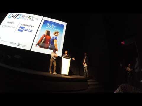Il Premio Morrione all'Italian Contemporary Film Festival di Toronto