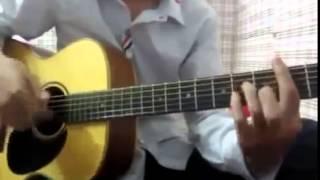 Hướng dẫn guitar Nắng Ấm Xa Dần full Táp 2014