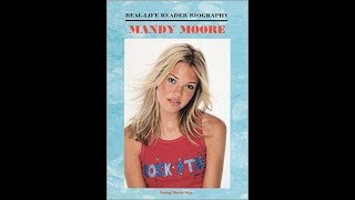 mandy moore ONE SIDED LOVE: HQ music with lyrics (2001)