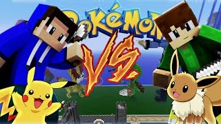 NOVÁ SÉRIE!!! - NEJLEPŠÍ POKEMONI SOUBOJ!!! | Pokemon Arena #1 | Pokémon GO v Minecraftu [GamingCZ]