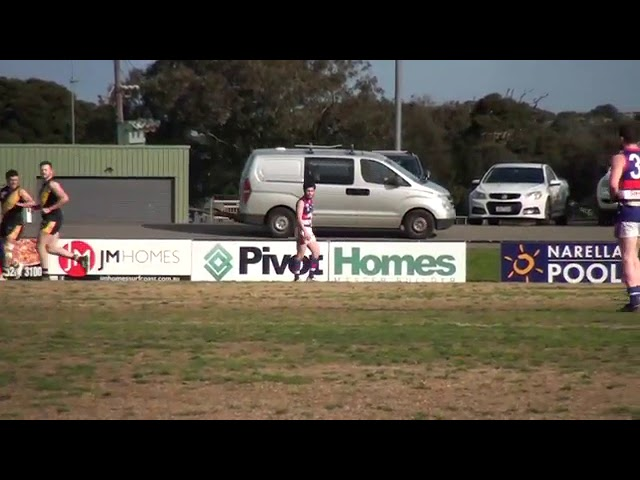 Rd 16 Queenscliff Set Shot Goals