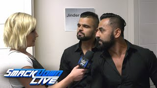 What is Jinder Mahal's Survivor Series announcement?: Exclusive, Oct. 17, 2017