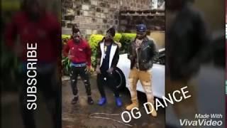 Khaligraph Jones OG Crazy Dance Moves. !!! ** Mazishi Ni Ile Ile **