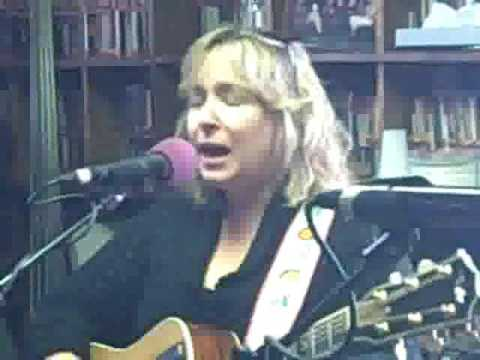Gretchen Peters live in-studio at KSUT