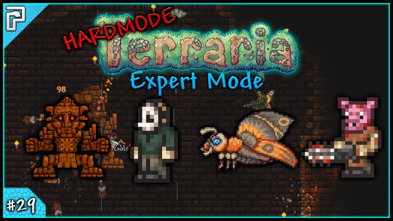 Let S Play Terraria 1 3 Expert Mode Pc Full Solar Eclipse Golem Boss Battle 29 Youtube Fits much more to the original idea i had in mind. let s play terraria 1 3 expert mode pc full solar eclipse golem boss battle 29