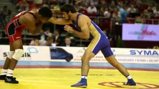 Budapest 2013 World Freestyle Wrestling Championship 60kg