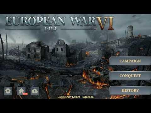 [Android] European War 6: 1914 - EasyTech