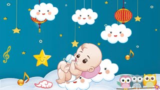 Lagu tidur bayi - Bayi tidur nyenyak dan tidak rewel - Musik untuk perkembangan otak bayi