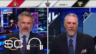 Melrose Discusses Why It's So Hard To Repeat As Stanley Cup Champions | SportsCenter | ESPN