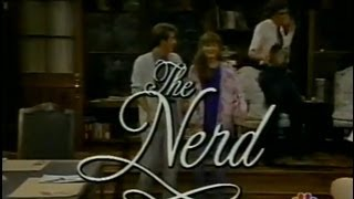 "Larry Shue's ""The Nerd"" (1989) - Unsold TV Pilot"