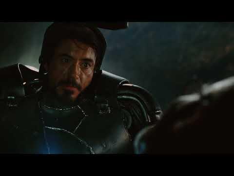 Первый запуск Mark 1. Побег Тони Старка из пещеры | Железный человек