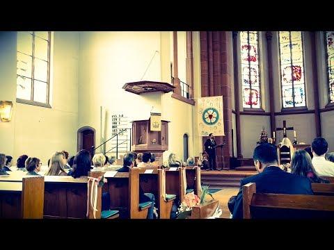 Mögen Engel dich begleiten | Taufgottesdienst Lampertheim Domkirche | Die besten Lieder zur Taufe