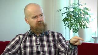 Intervju med Alexander Bard