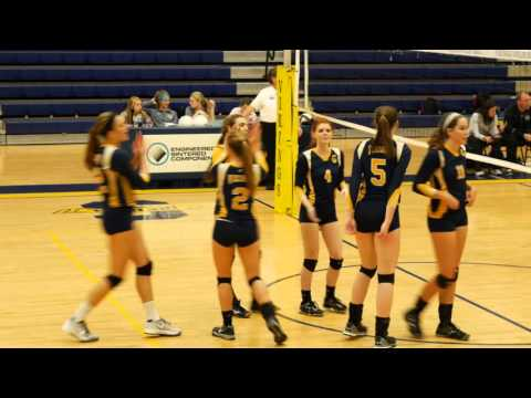 South Iredell High School Volleyball v. North Buncombe