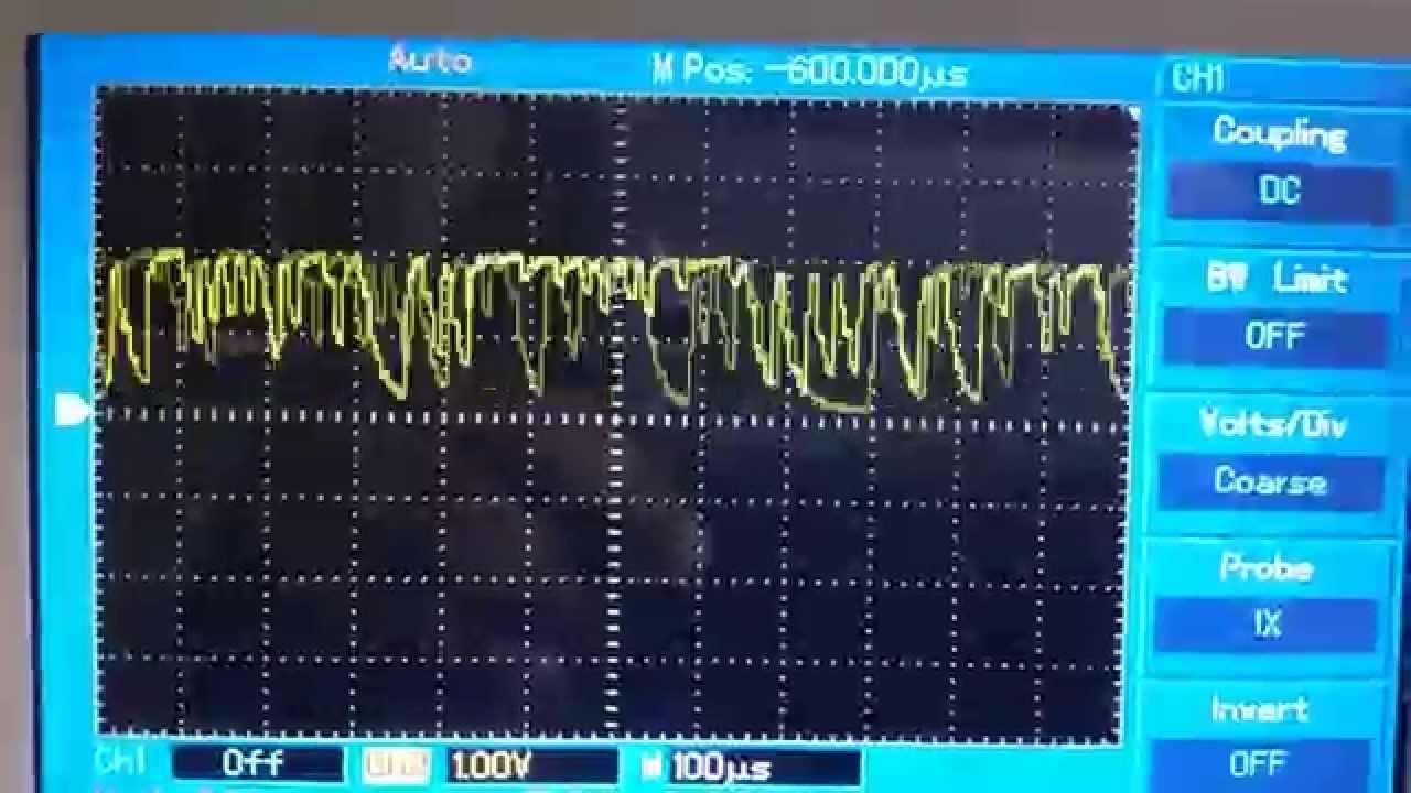 STM32 DAC White Noise Generator