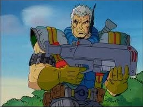 X-Men vs Cable