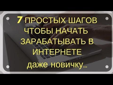 Рассылка за 7 шагов просто Создай Свой Инфобизнес Уже Сегодня