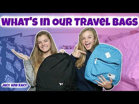 Jacy And Kacy Travel Bags