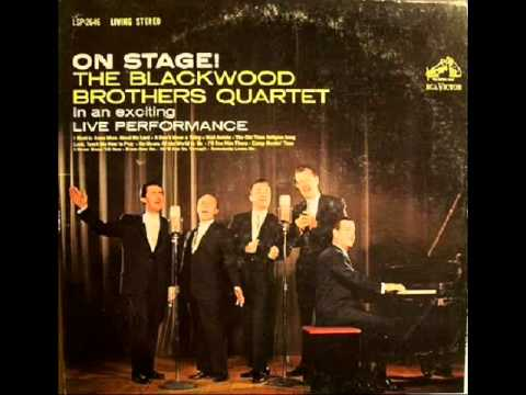 He Means All The World To Me - Blackwood Brothers - On Stage - 1963