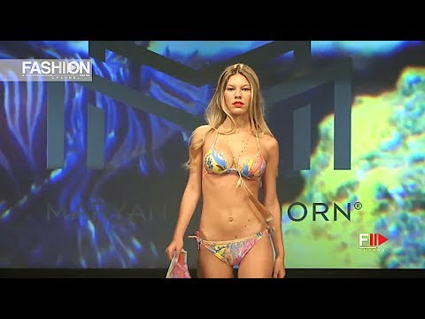 MARYAN MEHLHORN – IT'S TRENDS O'CLOCK 2017 MAREDAMARE 2016 – Fashion Channel