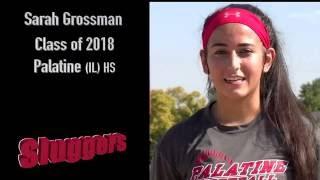 Sarah Grossman  2018  | Softball Skills