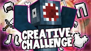 Minecraft Xbox - Creative Challenge! Part 1
