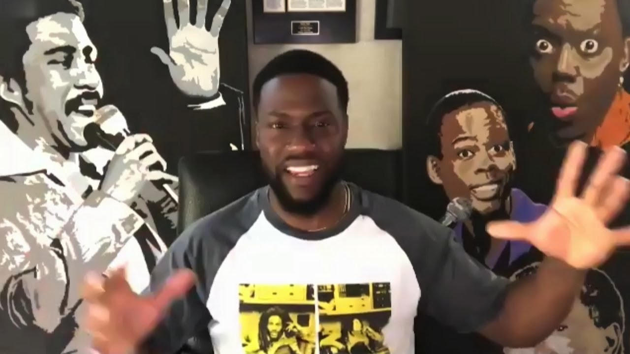 Kevin Hart on Putting Himself Through 'Mental Bootcamp'