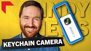 Canon IVY REC: The Experimental Adventure Camera | Indy News