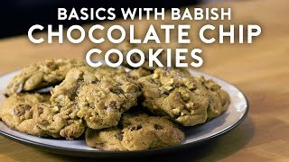 Chocolate Chip Cookies  Basics with Babish