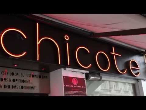 #Speakeasy by The Crows Management - Museo Chicote - Ley Seca en Madrid