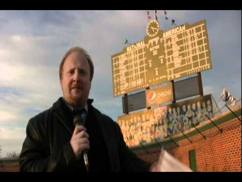 Tim Connors - Chicago Cubs PA Announcer audition