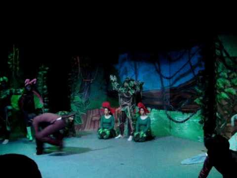 La Selva Silba Esc.Ernestina Mendez(parte 3)