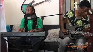 Danny Kaya unplugged concert in Quarantine Day 1