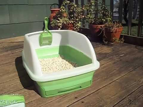 Breeze Litter Box Review Youtube