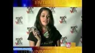 Rachel Bilson -  ET on VH1