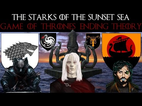 Starks of the Sunset Sea Theory | Game of Thrones