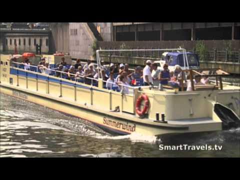 HD TRAVEL:  Berlin: River Spree - SmartTravels with Rudy Maxa (trailer)