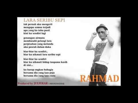 Rahmad  Mega - LARA SERIBU SEPI (TEASER) Produced by JULFEKAR