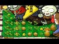 Giant Zombie Edition Plants vs Zombies - Minigame Art Challenge Wall-nut | Episode 9