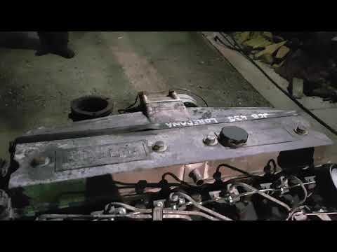 Repeat Engine Perkins YD serie 6 cil Turbo motor diesel start