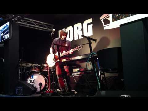 Vox Night Train 50 Demo Messe '11