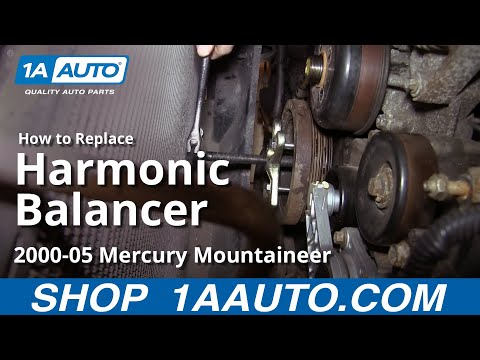 Harmonic Balancer Installer Tool Instructions How To ...